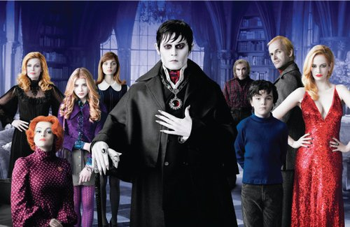« Chaque famille a ses démons. ♥ »  - Dark Shadows -