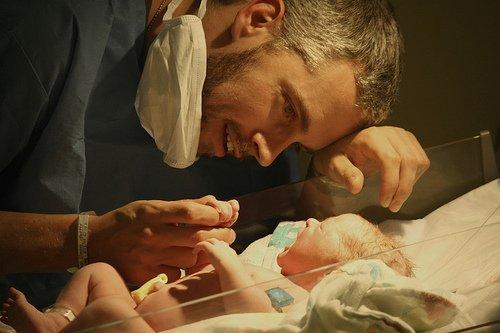 « Ne pas avoir d'enfant, c'était se condamner à rester l'enfant de ses parents. ♥ » - Serge Joncour -
