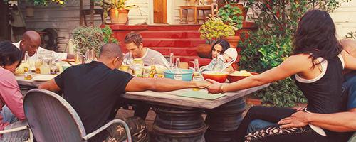 « On ne tourne pas le dos à la famille, même si elle l'a fait. ♥ »