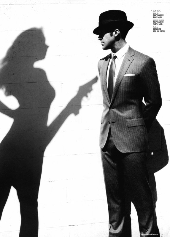 Ryan Gosling for GQ January 2011