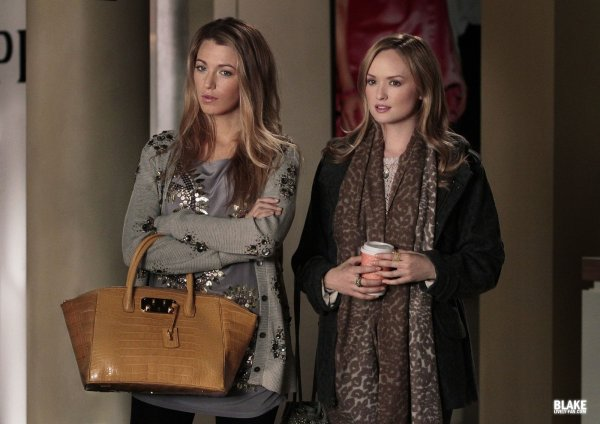 Blake Lively in GG