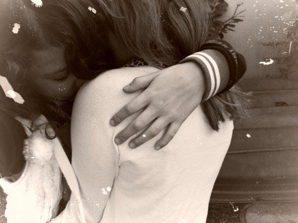 On a tous une amie que tu considère comme quelqu'un de ta mif.♥