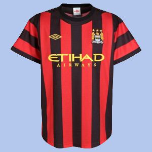 Manchester City - Les Maillots !
