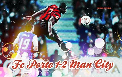FC PORTO - MANCHESTER CITY