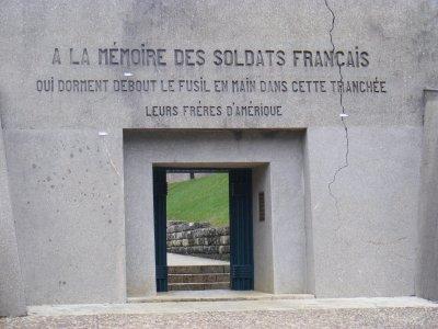 le memorial de verdun