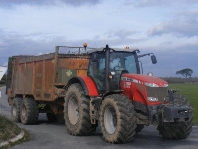 sa c'est du tracteur