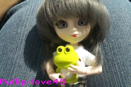 Ma 1ère little pullip♥