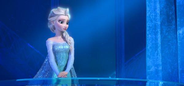 La reine des neiges bientôt dans OUAT?