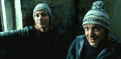 Datant George Weasley inclurait