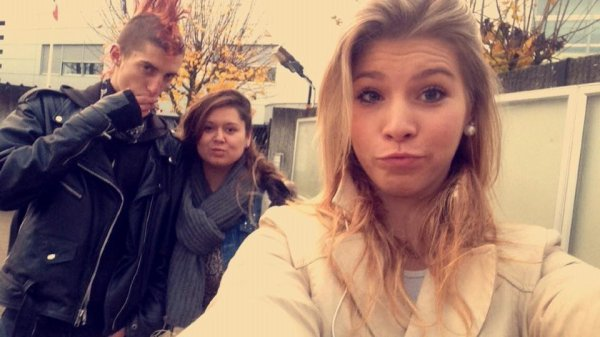 Mes amour <3