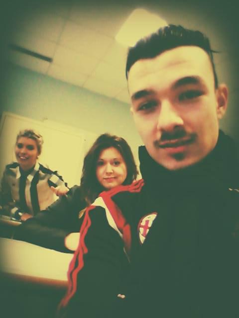 Ma classe déjantée que j'aime malgres tout <3 #Murat #Beverley #Bénou