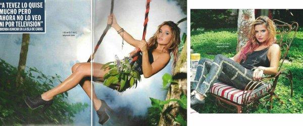 Photoshoot pour Santiago Talledo