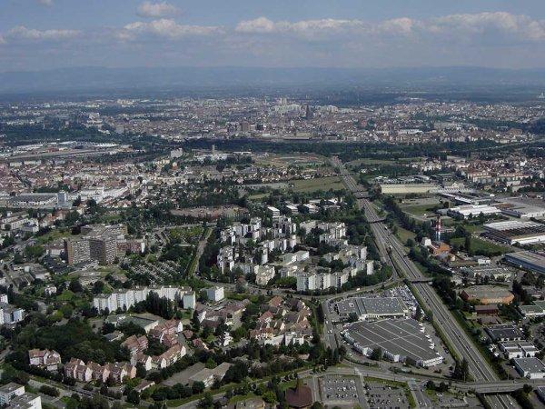 Strasbourg - Hautepierre