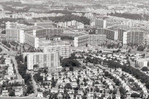 Toulouse - Le Mirail