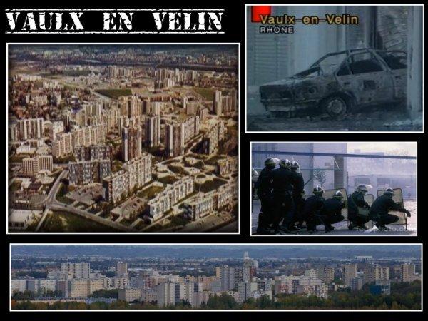 Vaulx en Velin - Ex ZUP