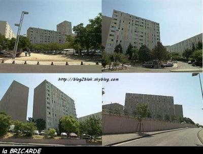 Marseille - La Bricarde