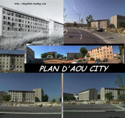Marseille - Plan d'Aou