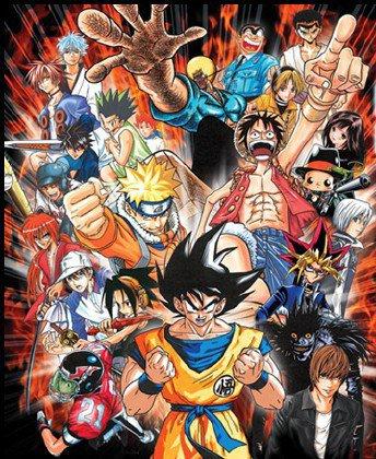 Quelques mangas: