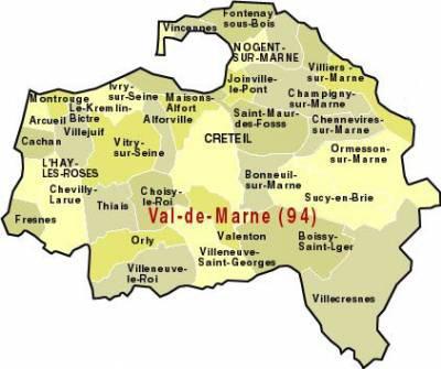 Carte du val de marne jo negro for Architecte val de marne