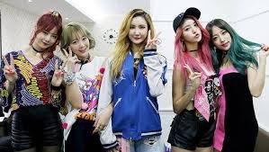 Actu K-pop: Exid come-back ?