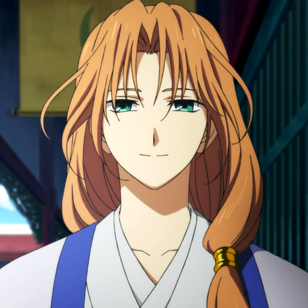 Personnages d'Akatsuki no Yona