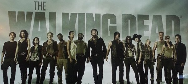 Th Walking Dead : Personnages !
