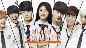 1- Web Drama: To be continued !