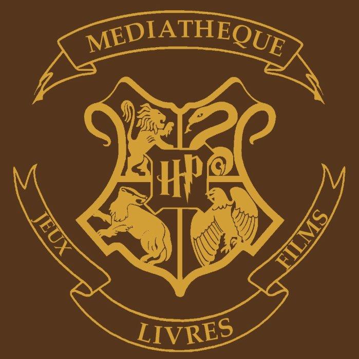 Médiathèque Harry Potter