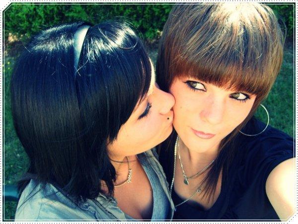 Une meilleure amie c'est une personne qui est la, présente pour toi et qui ne te jugeras jamais.