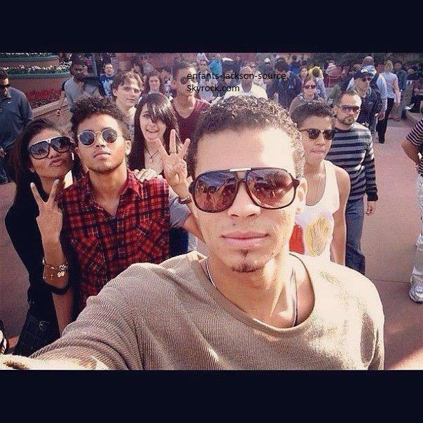 Prince , Paris  & Leurs cousin(e)s à DisneyWorld