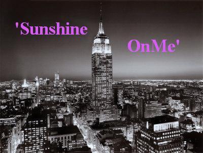 SunshineOnMe' Blog en pause...