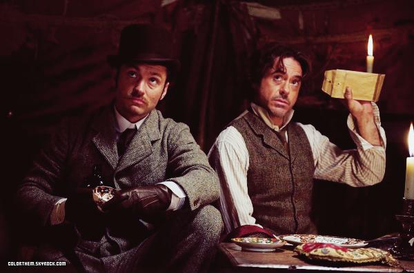 Nouveau Stills de Serlock Holmes 2