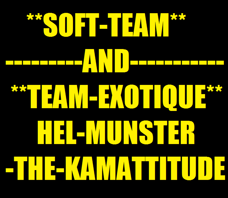 soft-team et team-exotique