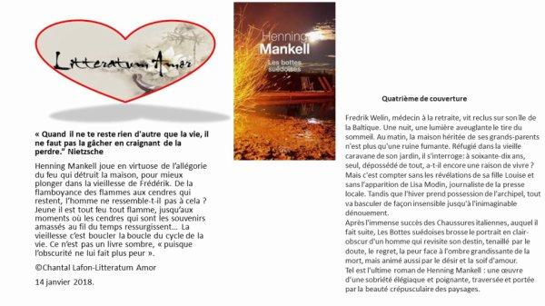Les bottes suédoises de Henning Mankell au Seuil traduit par Anna Gibson.