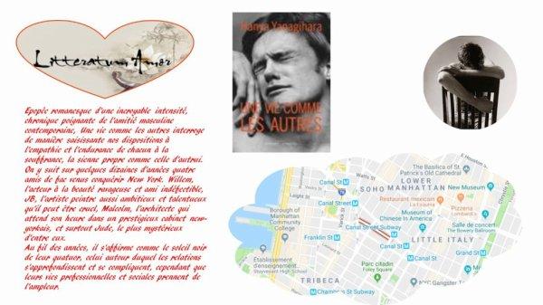 Une vie comme les autres de Hanya Yanagihara chez Buchet-Chastel traduit par Emmanuelle Ertel