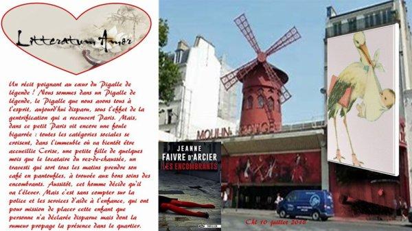 Les encombrants de Jeanne Faivre d'Arcier chez Bragelonne-Milady
