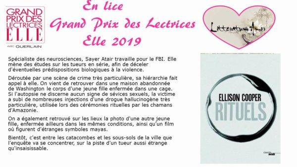 Rituels d'Ellison Cooper au Cherche Midi
