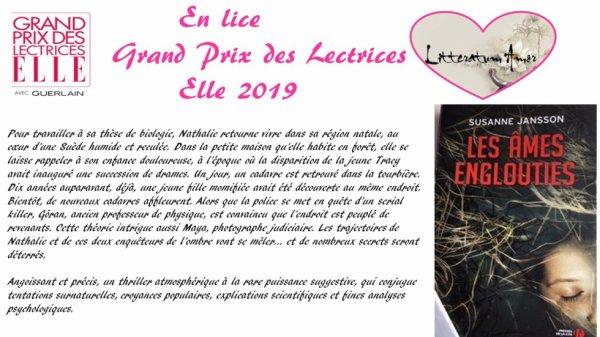 Les âmes englouties de Suzanne Jansson traduit par Marianne Ségol-Samoy Presses de la Cité.