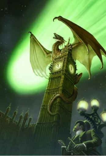 Dragons de Londres (d'abord écrit en One-shot puis ajout de 2 saisons suite à une demande)