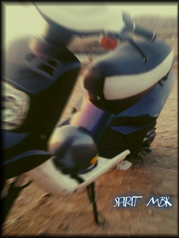 spirit MBK