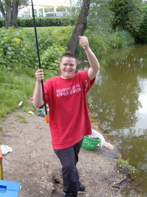 Moi à la pêche