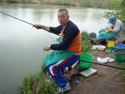 Pêche le samedi 11 avril 2009