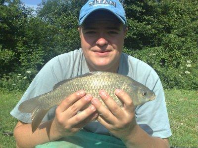 Pêche le mardi 28 Juillet 2009