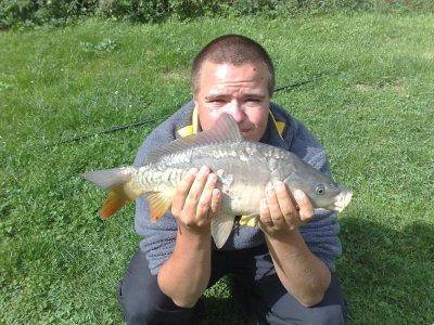 Pêche le dimanche 13 setpembre 2009