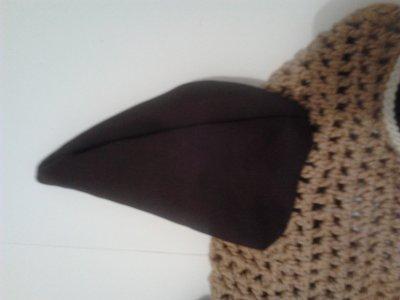 Bonnet taille Poney