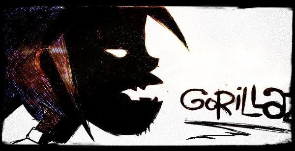 #24 GorillaZ