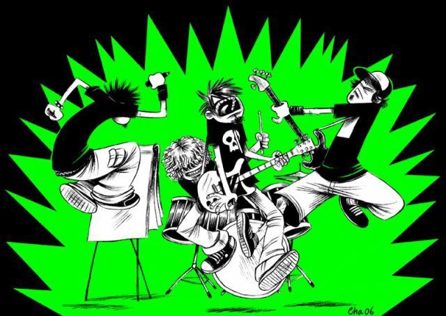 Rock , pop , punk , hard rock , heavy ...