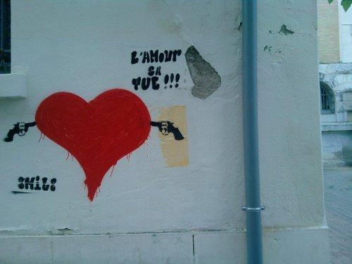 l'amour ça tue !!!