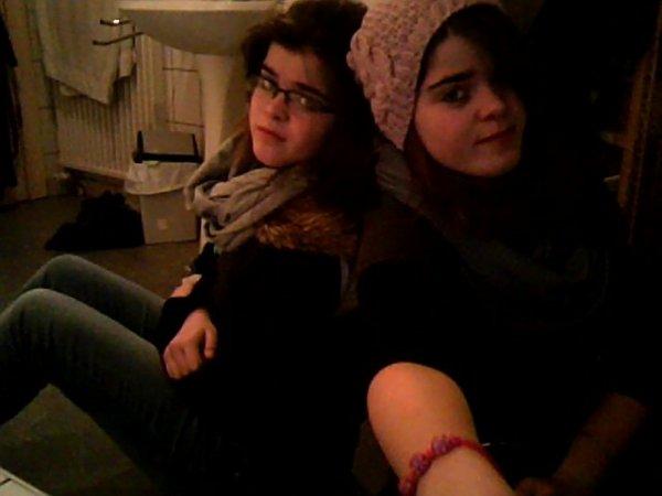♥Celle avec qui je suis jumelle  ♥