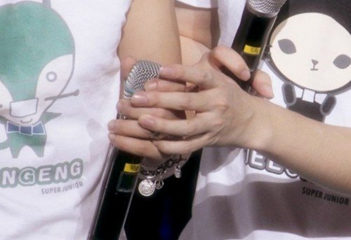 Hanchul is true love?